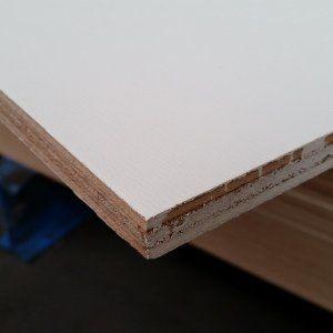 Okoume multiplex wit gegrond 18mm WBP QuickPlex® 250x122cm